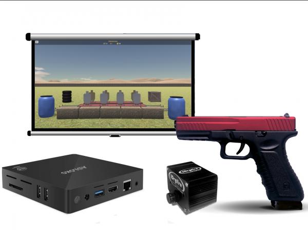 iMarksman SPORT + Mini PC